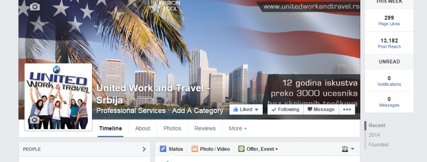 FB United Work & Travel